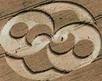 96 crop circle