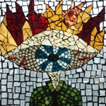Glass Mosaic by Jerry Filip